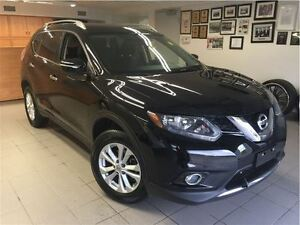 2014 Nissan Rogue SV 1 OWNER LOCAL TRADE!!