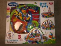 Playgro activity gym *unopened*