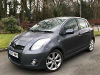 TOYOTA YARIS SR 1.8 VVTI KEY LESS ENTRY 2007 LOW MILEAGE IMMACULATE EXAMPLE****