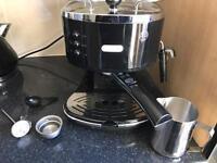 Delonghi icona coffee machine