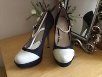 2 pairs brand new 'Quirky' ladies shoes
