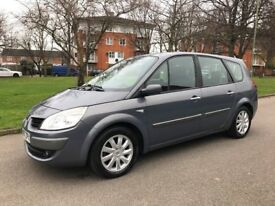 RENAULT GRAND SCENIC 1.9 DCI 130BHP DIESEL MPV VERY CLEAN 2007