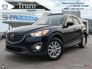 2016 Mazda CX-5 $96/WK TX IN! GS AWD! CRAZY LOW KM'S! MOONROOF!