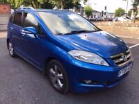 2006 (Aug 06) HONDA FR-V 2.2 i-CTDi - MPV 5 Dor - DIESEL - Manual - BLUE *LONG MOT/FSH/MINT/BARGAIN*