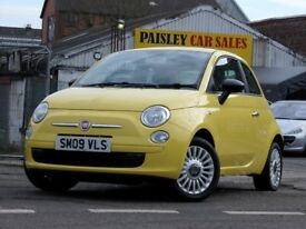 FIAT 500 POP 1.2cc 3 Door.