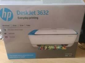 Hp deskjet 3632 printer scanner copy wireless connection