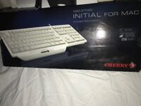 Cherry Electrical INITIAL for MAC (G82-27020GB) Keyboard - White