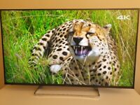 Panasonic 50 Inch 4K Ultra HD HDR Smart LED With Freeview HD (Model TX-50GX820)!!!