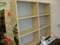 IKEA BOOK SHELF at Haven Housing Trust's charity shop
