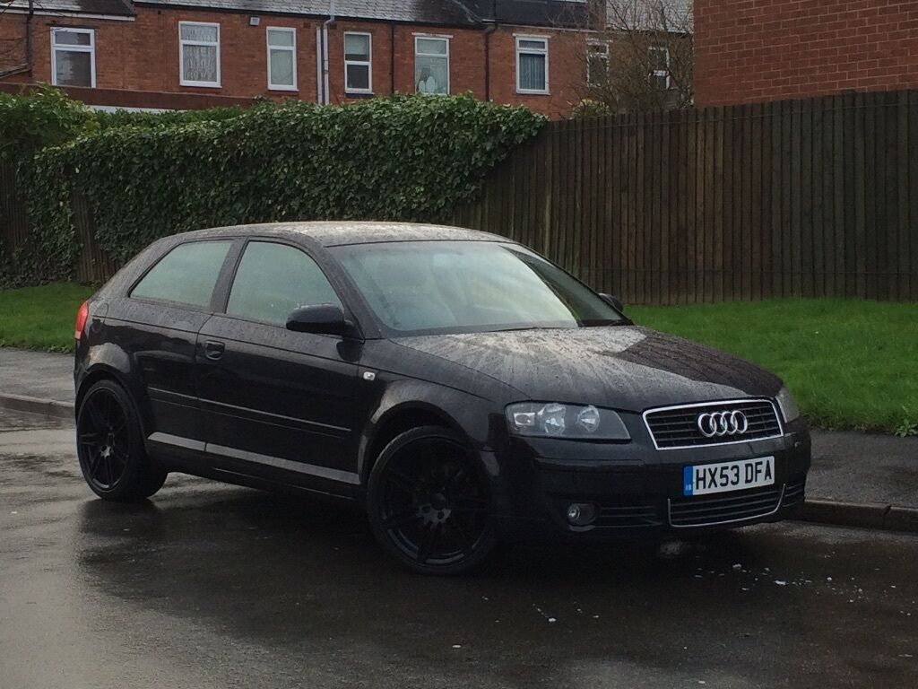 2004 audi a3 2 0l tdi 1 2 leathers s line alloys rs4 in yardley west midlands gumtree. Black Bedroom Furniture Sets. Home Design Ideas