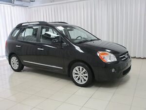 2010 Kia Rondo EX V6 5DR HATCH. LOW KILOMETERS and WELL MAINTAIN