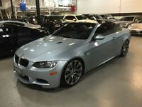 2011 BMW M3 CONVERTIBLE NAVI ONTARIO CAR