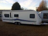 Hobby Caravan 650 Prestige (2010) Like Tabbert And Fendt
