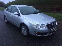 2007 VOLKSWAGEN PASSAT 1.9 T.D.i SE # SOUTHERN REG # MUST BE SEEN AND DRIVEN # MINT EX - UK CAR #