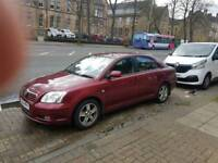 Toyota avensis for sale or swap