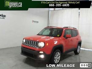 2015 Jeep Renegade North/Navigation  - $195.22 B/W  - Low Mileag