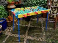 Retro Football Table