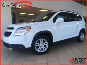 2014 Chevrolet Orlando 1LT 7 PASSAGERS BLUETOOTH CRUISE A/C