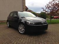 Stunning VW Golf 1.4 TSI SE 5dr in Black