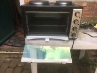 For Sale Andrew James Mini Cooker and Hotplates