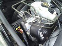 BMW 3 SERIES (E46) 1998-2004 318 DIESEL ABS PUMP/MODULATOR/CONTROL UNIT