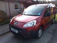 Peugeot Partner Tepee Crew Van 1.6 HDi