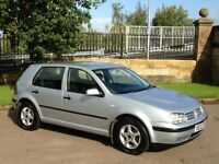 2004 VW GOLF 1.4 FINAL EDITION LOW MILES