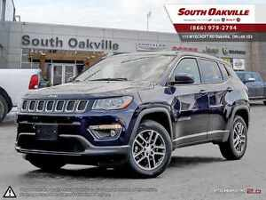 2017 Jeep Compass North | HEATED SEATS | NAVIGATION