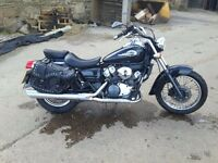 Honda Shadow 125 2007 £2300 ovno