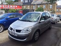 Renault Grand Scenic 1.5 dCi Expression 5dr 6 MONTHS FREE WARRANTY