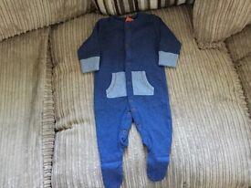Next sleepsuit for little boys