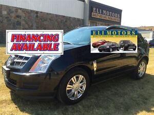 2011 Cadillac SRX 3.0L-AWD.LUXURY PKG.BLUETOOTH/REAR VIEW CAMERA