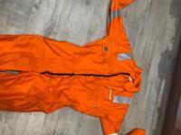 Flame resistant boiler suit (M)