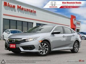 2018 Honda Civic SE Sedan