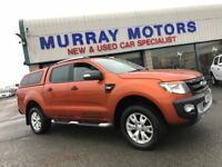 FORD RANGER WILDTRACK 4X4 TDCI 3.2