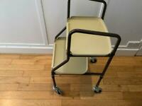 KITCHEN DIY ACTIVITY TROLLY for ELDERLY or FRAIL Disability