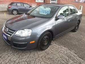 2009 Volkswagen Jetta TDI - DIESEL - NO ACCIDENT -SAFETY, E-TEST