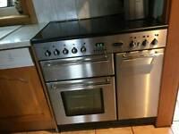 Toledo Rangemaster 90 cooker
