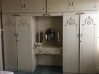 Free wardrobes buyer to collect and dismantle