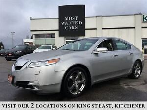 2010 Acura TL AWD w/Tech Pkg | NAVIGATION | 4 NEW TIRES