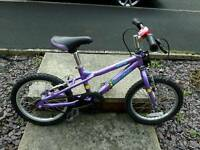 "Dawes Blowfish 16"" aluminium kid's bike"