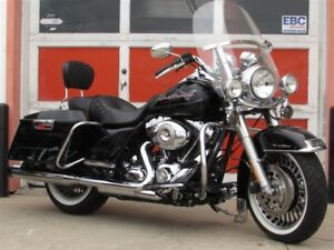 2009 Harley-Davidson FLHR Road King   Rinehart Exhaust  96ci and