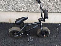 Rocker BMX Mini BMX Bike Matte Black