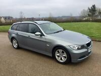 BMW 3 SERIES 320D SE TOURING 2006 (55) 12 MONTHS MOT FULL SERVICE HISTORY