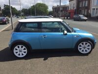 Mini copper in excellent condition in and out excellent drive lovely blue