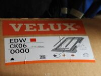 New velux window flashing EDW CK06 0000 15cm x 118cm