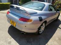 AUTOMATIC 12MONTHS MOT RARE CLASSIC FTO PRIVATE PLATE FTO INCLUDED CHEAPEST BARGAIN CAR QUICK SALE