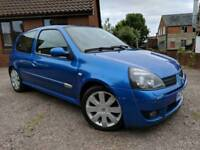 2003 Renault Sport Clio 172 Cup