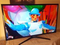 Samsung 40 Inch Smart Full HD LED TV With Freeview (Model UE40F5500AK)!!!