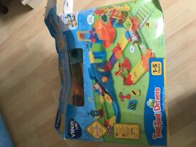 Vtech Baby Toddler Toot Toot Drivers Train Station